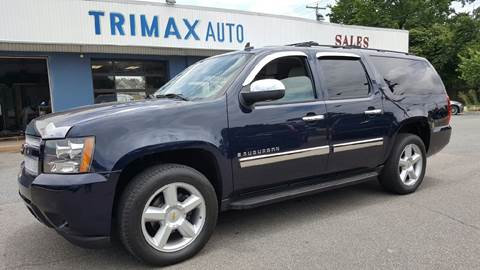 2007 Chevrolet Suburban for sale at Trimax Auto Group in Norfolk VA