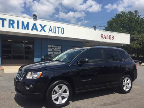 2011 Jeep Compass for sale in Norfolk, VA