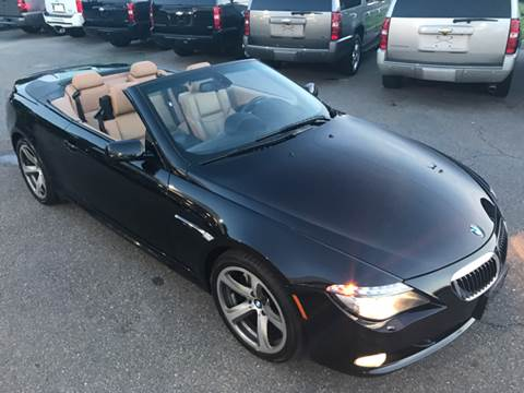 2008 BMW 6 Series for sale in Norfolk, VA