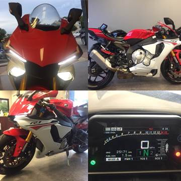 2015 Yamaha YZF-R1 for sale in Norfolk, VA