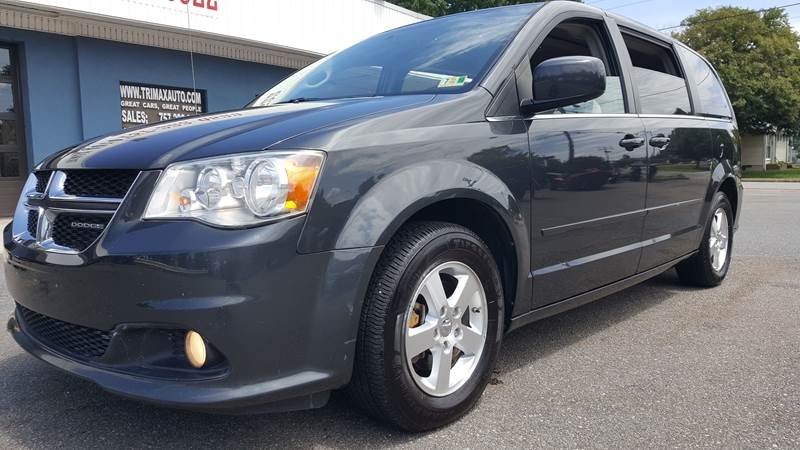 2011 Dodge Grand Caravan for sale at Trimax Auto Group in Norfolk VA