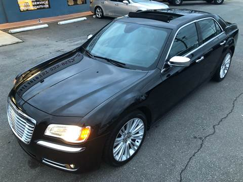 2012 Chrysler 300 for sale at Trimax Auto Group in Norfolk VA