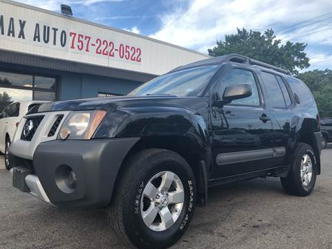 2011 Nissan Xterra for sale at Trimax Auto Group in Norfolk VA