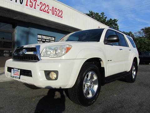 2006 Toyota 4Runner for sale at Trimax Auto Group in Norfolk VA