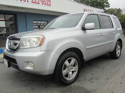 2010 Honda Pilot for sale at Trimax Auto Group in Norfolk VA