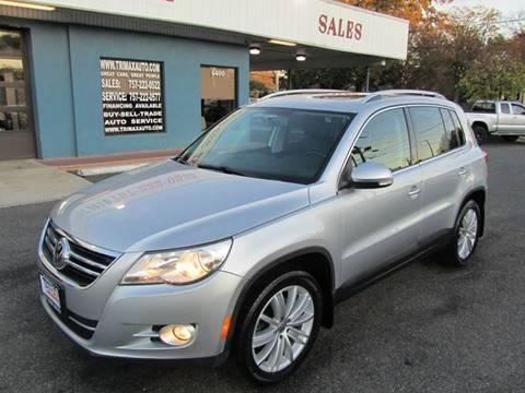 2011 Volkswagen Tiguan for sale in Norfolk, VA