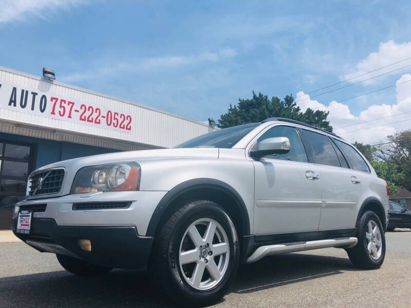 2007 Volvo XC90 for sale at Trimax Auto Group in Norfolk VA