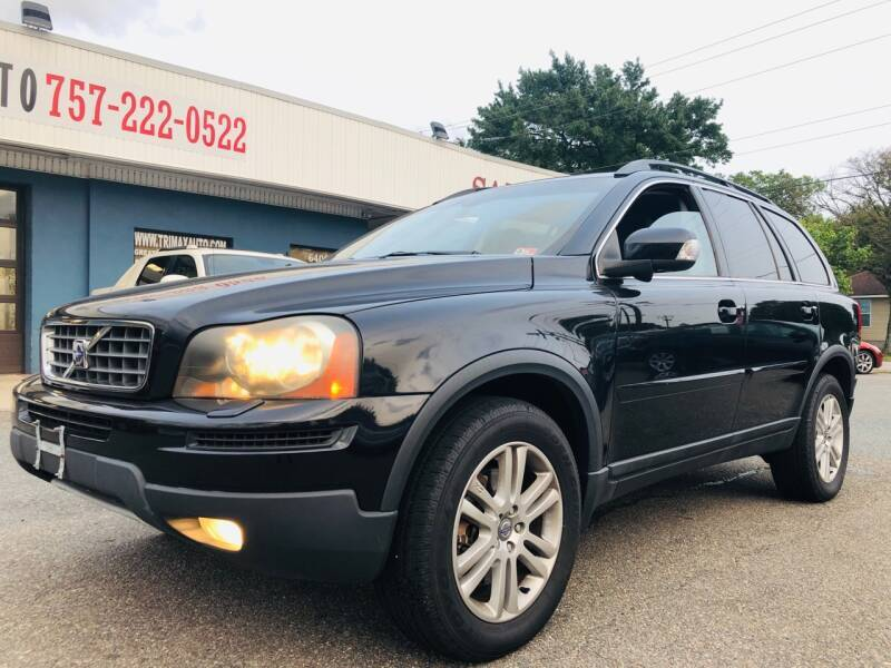 2009 Volvo XC90 for sale at Trimax Auto Group in Norfolk VA