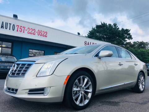 2014 Cadillac XTS for sale at Trimax Auto Group in Norfolk VA