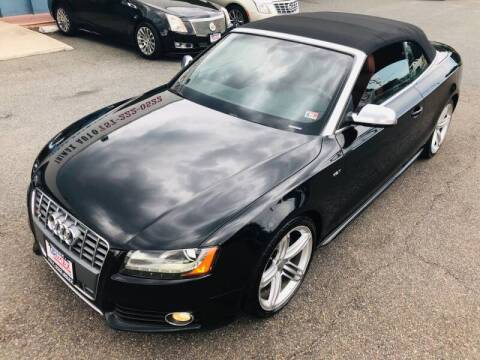 2010 Audi S5 for sale at Trimax Auto Group in Norfolk VA