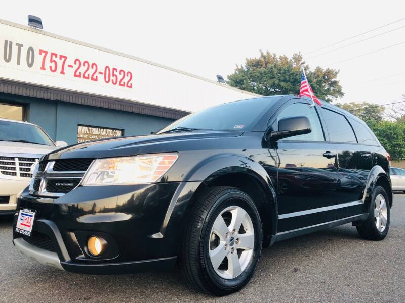 2012 Dodge Journey for sale at Trimax Auto Group in Norfolk VA
