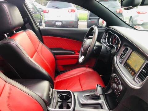 2015 Dodge Charger for sale at Trimax Auto Group in Norfolk VA