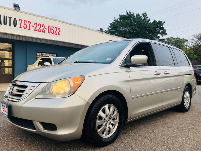 2008 Honda Odyssey for sale at Trimax Auto Group in Norfolk VA