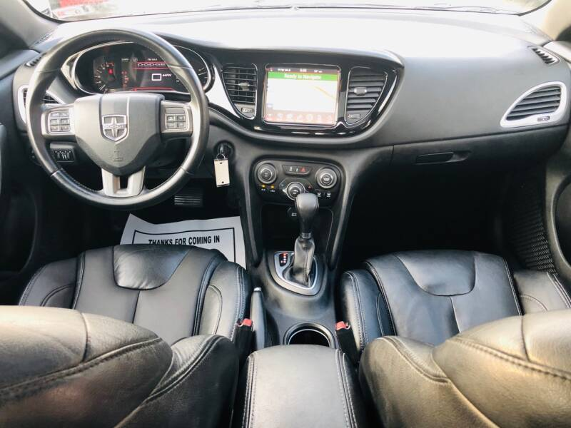 2013 Dodge Dart for sale at Trimax Auto Group in Norfolk VA