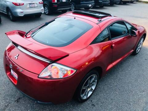 2008 Mitsubishi Eclipse for sale at Trimax Auto Group in Norfolk VA