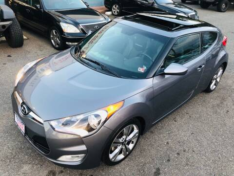 2016 Hyundai Veloster for sale at Trimax Auto Group in Norfolk VA