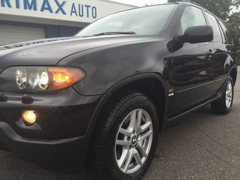 2004 BMW X5 for sale at Trimax Auto Group in Norfolk VA