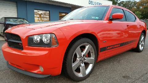 2008 Dodge Charger for sale at Trimax Auto Group in Norfolk VA