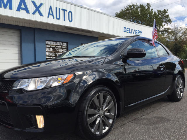2012 Kia Forte Koup for sale at Trimax Auto Group in Norfolk VA