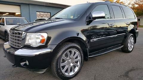 2008 Chrysler Aspen for sale at Trimax Auto Group in Norfolk VA