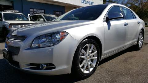 2011 Chevrolet Malibu for sale at Trimax Auto Group in Norfolk VA
