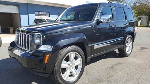 2012 Jeep Liberty for sale at Trimax Auto Group in Norfolk VA