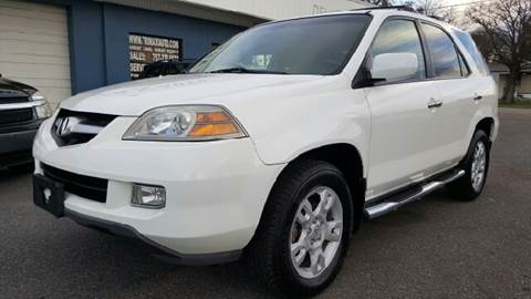 2006 Acura MDX for sale at Trimax Auto Group in Norfolk VA