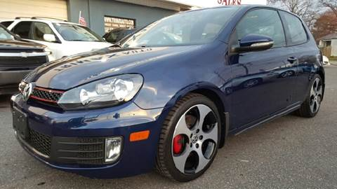 2012 Volkswagen GTI for sale at Trimax Auto Group in Norfolk VA