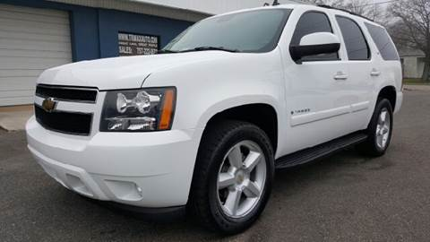 2007 Chevrolet Tahoe for sale at Trimax Auto Group in Norfolk VA
