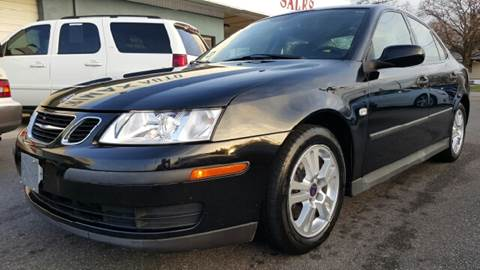 2005 Saab 9-3 for sale at Trimax Auto Group in Norfolk VA
