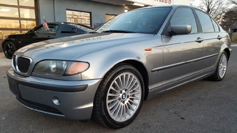 2003 BMW 3 Series for sale at Trimax Auto Group in Norfolk VA