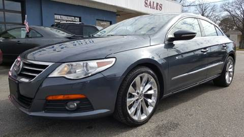 2012 Volkswagen CC for sale at Trimax Auto Group in Norfolk VA