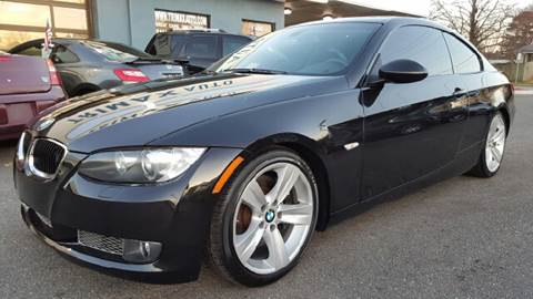 2007 BMW 3 Series for sale at Trimax Auto Group in Norfolk VA