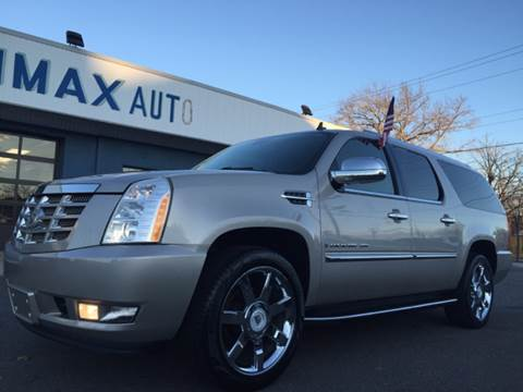 2008 Cadillac Escalade ESV for sale at Trimax Auto Group in Norfolk VA