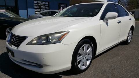 2007 Lexus ES 350 for sale at Trimax Auto Group in Norfolk VA
