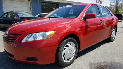 2009 Toyota Camry for sale at Trimax Auto Group in Norfolk VA