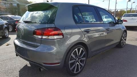 2013 Volkswagen GTI for sale at Trimax Auto Group in Norfolk VA