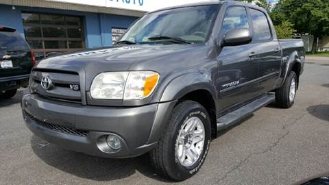 2006 Toyota Tundra for sale at Trimax Auto Group in Norfolk VA