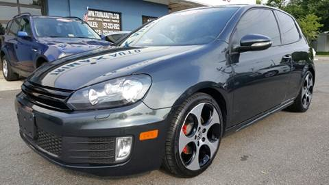 2011 Volkswagen GTI for sale at Trimax Auto Group in Norfolk VA