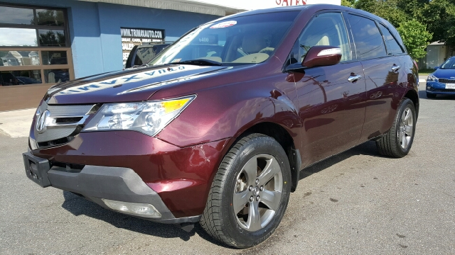 2007 Acura MDX for sale at Trimax Auto Group in Norfolk VA
