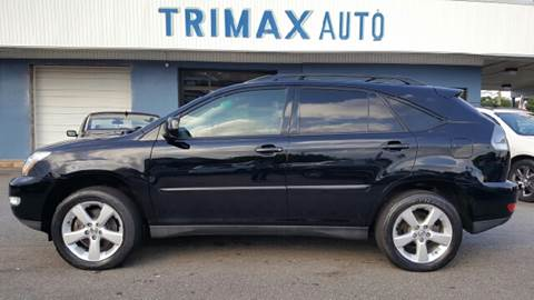 2004 Lexus RX 330 for sale at Trimax Auto Group in Norfolk VA