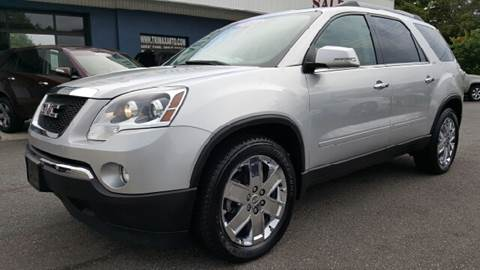 2010 GMC Acadia for sale at Trimax Auto Group in Norfolk VA