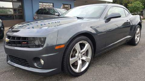2010 Chevrolet Camaro for sale at Trimax Auto Group in Norfolk VA