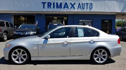 2006 BMW 3 Series for sale at Trimax Auto Group in Norfolk VA