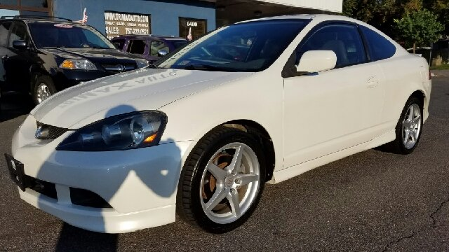 2005 Acura RSX for sale at Trimax Auto Group in Norfolk VA