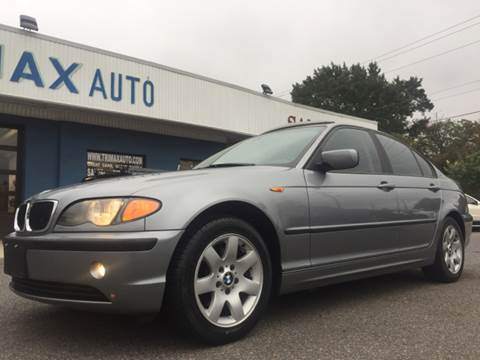 2004 BMW 3 Series for sale at Trimax Auto Group in Norfolk VA