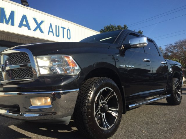 2009 Dodge Ram Pickup 1500 for sale at Trimax Auto Group in Norfolk VA