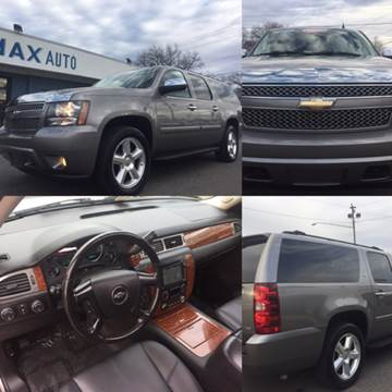 2008 Chevrolet Suburban for sale at Trimax Auto Group in Norfolk VA
