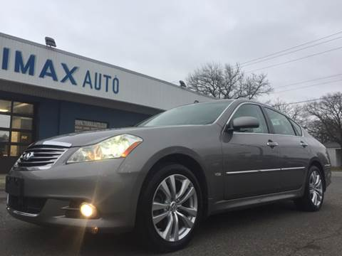 2009 Infiniti M35 for sale at Trimax Auto Group in Norfolk VA