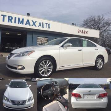 2010 Lexus ES 350 for sale at Trimax Auto Group in Norfolk VA